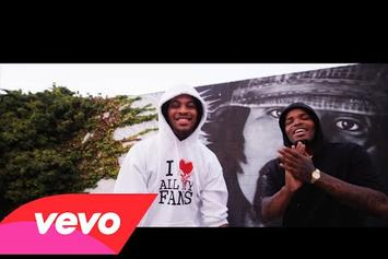 "Rayven Justice Feat. Waka Flocka Flame ""Slide Thru"" Video"