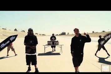 """Dilated Peoples Feat. Aloe Blacc """"Show Me The Way """" Video"""