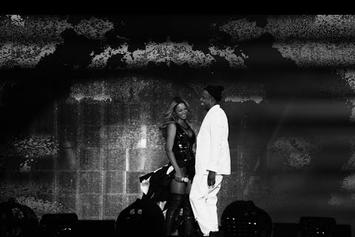 "Beyonce Feat. Jay Z ""Young Forever/Halo (Live)"" Video"