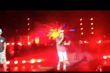 "J. Cole & Chance The Rapper Debut New Song ""Thotty"" During Live Performance"