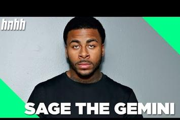 Sage The Gemini Describes Robin Thicke Encounter, Impersonates Donald Duck