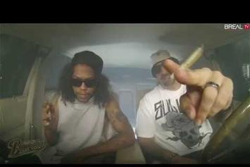 "B-Real Interviews Ab-Soul In ""The Smokebox"""