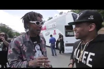 "Wiz Khalifa ""DayToDay: UTIOM (Part 1)"" Video"
