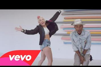"""Pharrell Feat. Miley Cyrus """"Come Get It Bae"""" Video"""