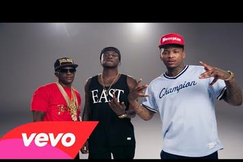 "K Camp Feat. Too Short, YG, Lil Boosie ""Cut Her Off (Remix)"" Video"