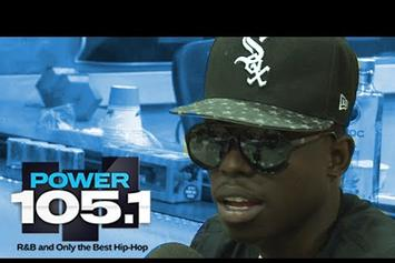 Bobby Shmurda On The Breakfast Club