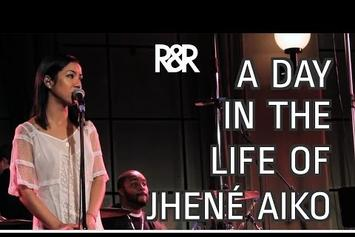 A Day In The Life Of Jhene Aiko