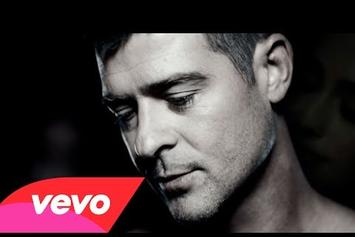 "Robin Thicke ""Get Her Back"" Video"