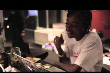 Wiz Khalifa's DayToday: In The Studio With Taylor Gang (Pt. 1)