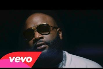 "Rick Ross Feat. Lil Wayne ""Thug Cry"" Video"