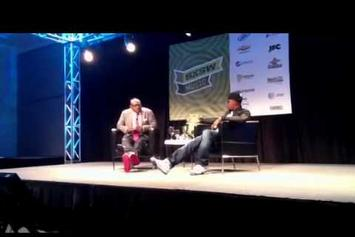 Nas Talks To Steve Stoute About Will Smith