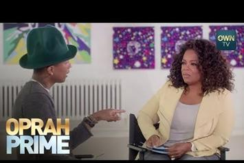 Pharrell's Oprah Prime Interview (Preview)