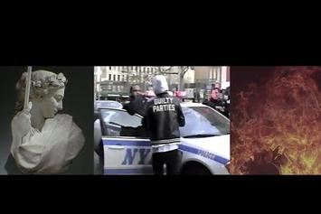 """ASAP Rocky Feat. Bauuer """"Riot Rave"""" Video"""