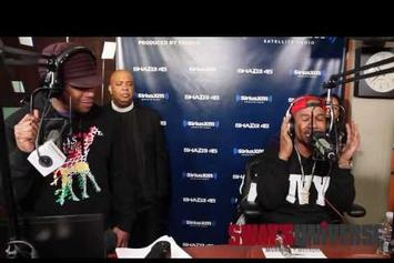 CyHi The Prynce Talks Sway In The Morning And Provides A Freestyle