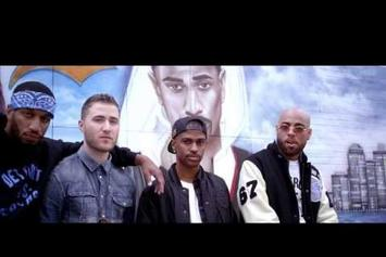 """Mike Posner Feat. Big Sean """"Top Of The World"""" Trailer"""