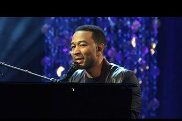 "John Legend Performs ""All Of Me"" On Ellen"