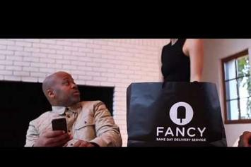 "Cam'ron & Dame Dash Appear In ""Fancy"" Ad"