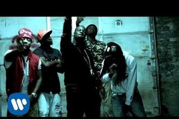 "Waka Flocka Feat. Trouble & Wooh Da Kid ""Fuck Shit "" Video"