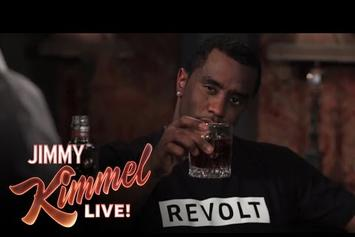 Jimmy Kimmel Asks Diddy 3 Ridiculous Questions