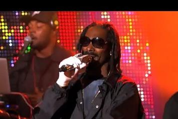 "Snoop Dogg & Dam-Funk Perform ""Do My Thang"" On Jimmy Kimmel"