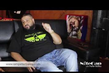 DJ Khaled On NBC NiteCap