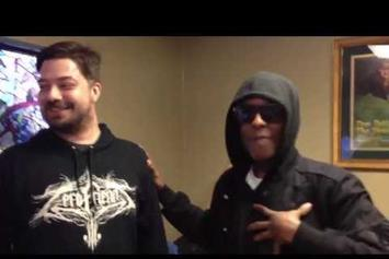 """ASAP Rocky """"Meets Aesop Rock For First Time"""" Video"""