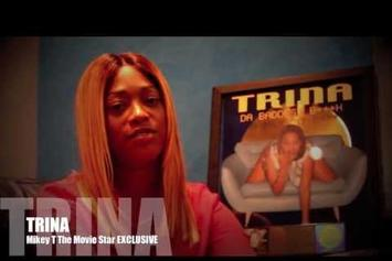 "Trina ""Talks Ass Fat, Meek Mill & New Album"" Video"