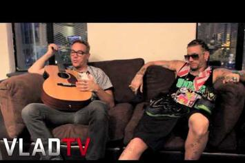 "Riff Raff ""Talks Drake Feature, ""Neon Icon"" Album"" Video"