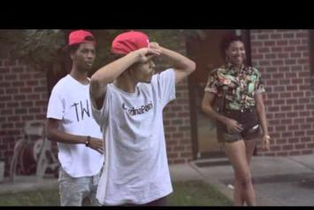 "Curtis Williams ""Philmore Slim"" Video"