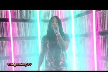 "Waka Flocka ""Tim Westwood Freestyle"" Video"
