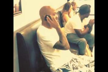 "Jay-Z ""Dame Dash Listens to ""Magna Carta Holy Grail"""" Video"