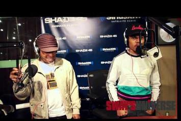"Chance The Rapper ""Sway In The Morning Freestyle"" Video"