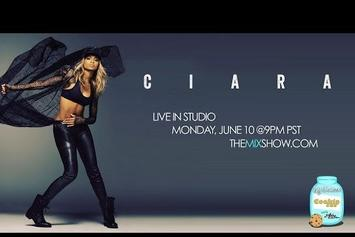 "Ciara ""Stops by Carisma's Cookie Jar (Part 1)"" Video"