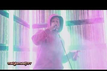 "Danny Brown ""Tim Westwood (Freestyle)"" Video"