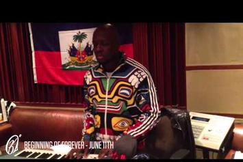 "360 Feat. Wyclef Jean ""In The Studio"" Video"