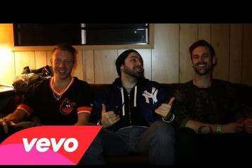"""Macklemore Feat. Ryan Lewis """"Talks Fitting In To Hip-Hop, Homophobia In The Genre & More"""" Video"""