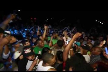 """XXL FRESHMAN 2013 """"Live In NYC (Behind The Scenes)"""" Video"""