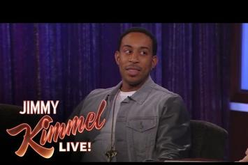 "Ludacris ""On Jimmy Kimmel (Pt. 2)"" Video"
