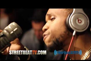 """Curren$y """"Performs """"Mary"""" In-Studio"""" Video"""