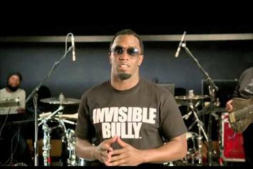 """Diddy """"Joins WWE Anti-Bullying Campaign"""" Video"""