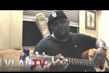 """Scarface """"Talks Rock Music & White Rappers"""" Video"""