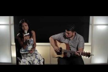 "Jhene Aiko ""Performs ""In Love We Trust"" (Acoustic)"" Video"