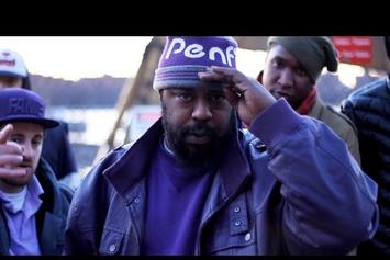 "AWKWORD Feat. Sean Price, The Kid Daytona & The Incomparable Shakespeare ""Bars & Hooks"" (Prod. By Harry Fraud) Video"