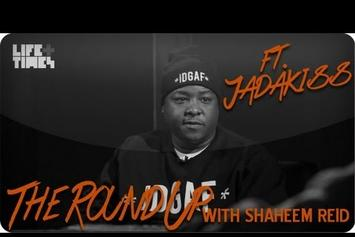 "Jadakiss ""Talks His ""Top 5 Dead Or Alive"""" Video"