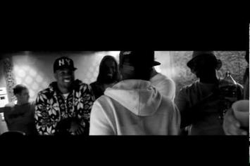"""Kendrick Lamar """"Hears Jay-Z's Verse On """"Bitch Don't Kill My Vibe (Remix)"""" For First Time"""" Video"""