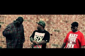 """Project Pat Feat. Nasty Mane & Gorilla Zoe """"Pop This Pill"""" Video"""