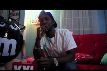 """Curren$y """"Accepts XXL's """"2012 EP Of The Year"""" Award"""" Video"""