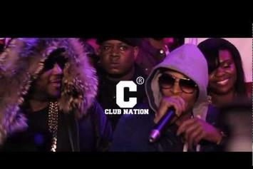 "Trinidad James ""All Gold Everything (Live w/ T.I. & Young Jeezy)"" Video"