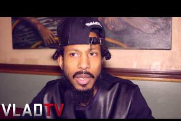 "Shyne ""Talks Father, Prime Minister Of Belize"" Video"