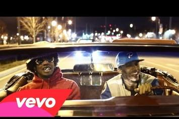 "August Alsina Feat. Trinidad James ""I Luv This Shit"" Video"